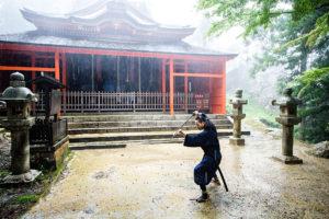 Ninjutsu - bojové umění - fotografie - sport