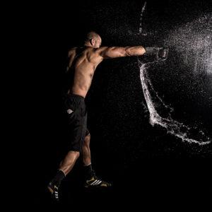 Box - bojové umění - fotografie - sport