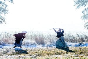 Samurai - bojové umění - fotografie - sport